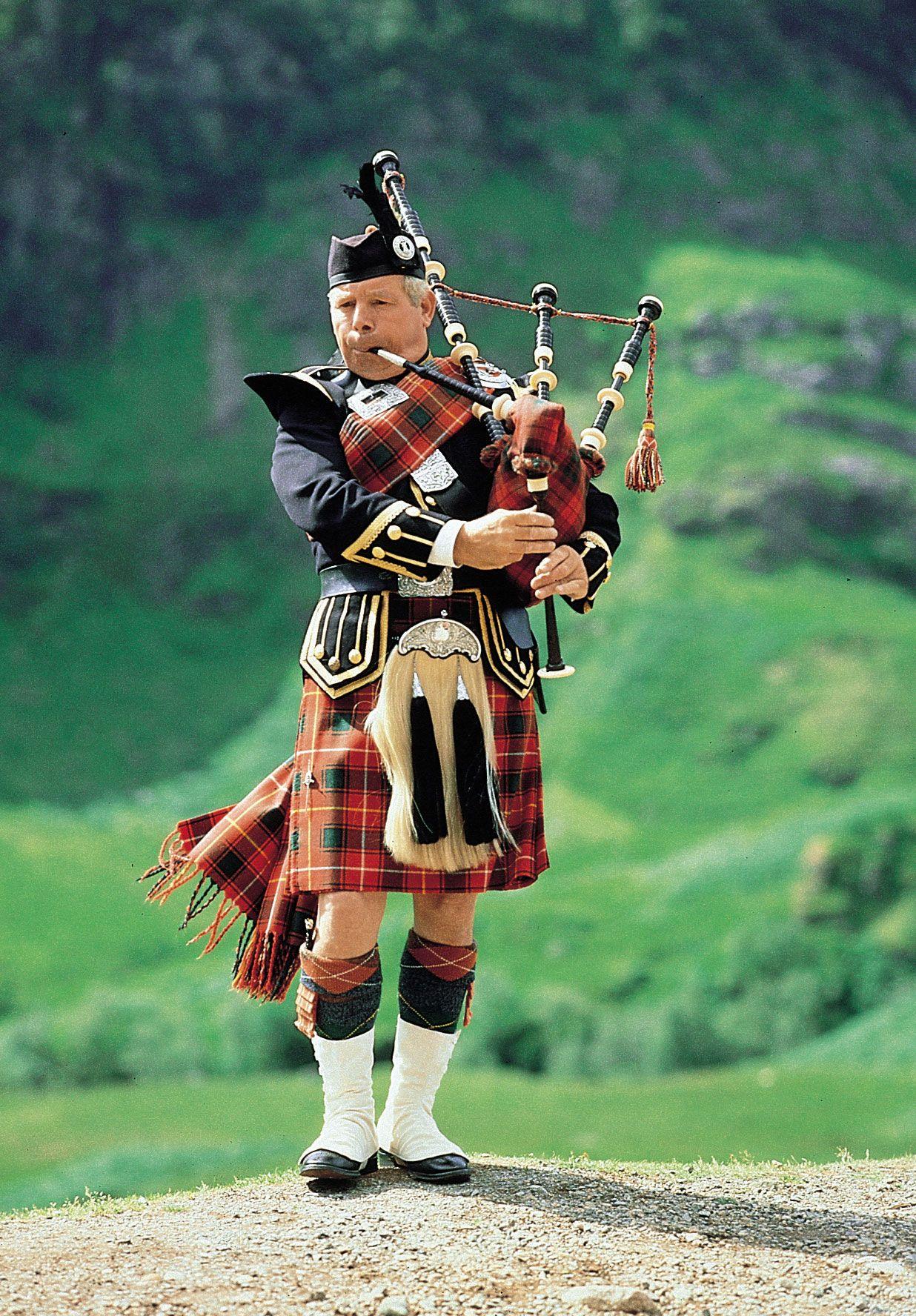 kèn túi scotland