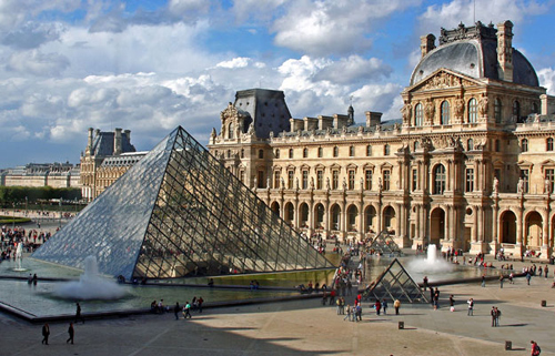 Bảo tàng Louvre - Du lịch Châu ÂU Vietourist