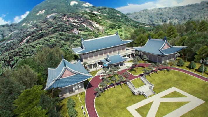 Blue house - Du lịch Hàn Quốc giá rẻ Vietourist
