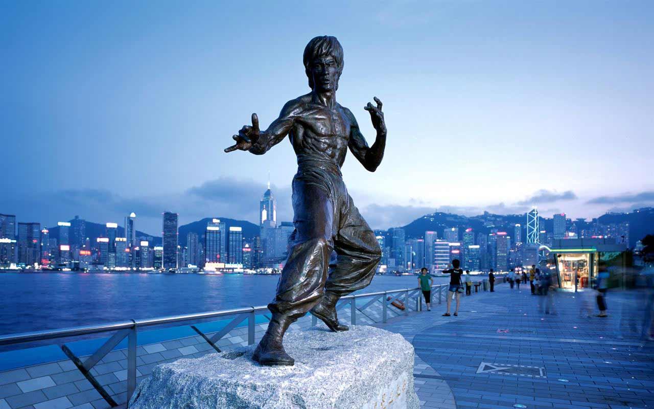 Đại lộ ngôi sao Hong Kong