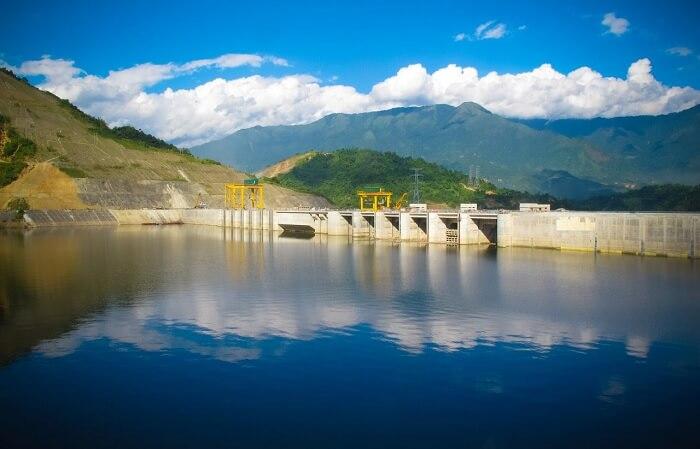 Đập thủy điện Yaly