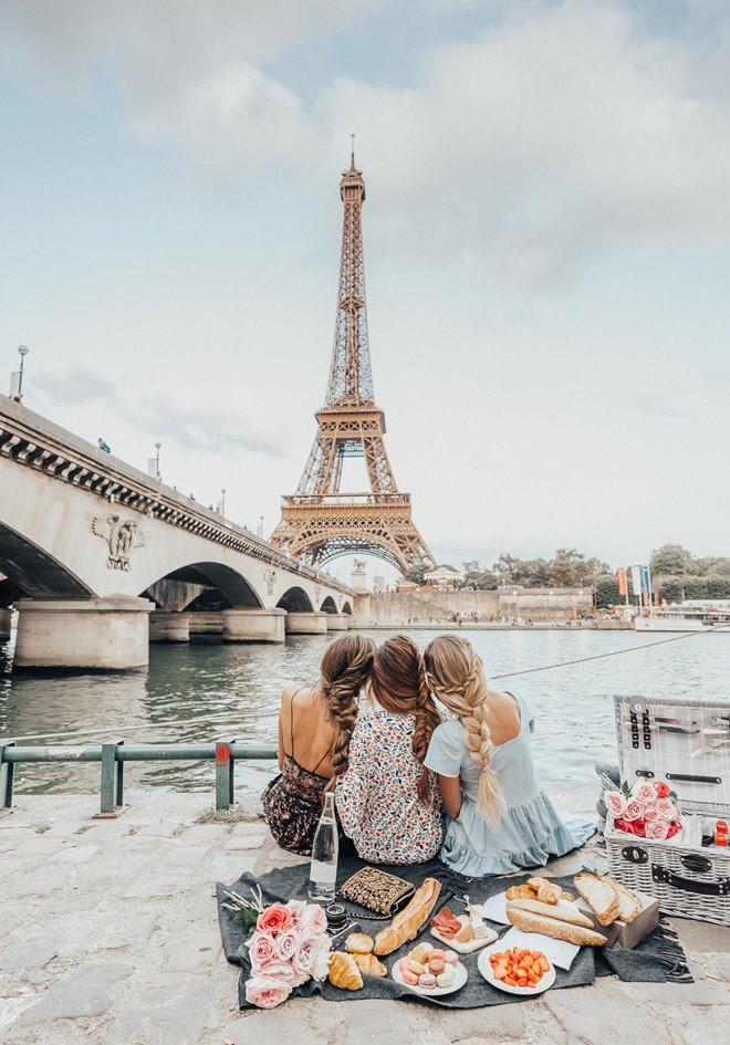 Dọc sông Seine