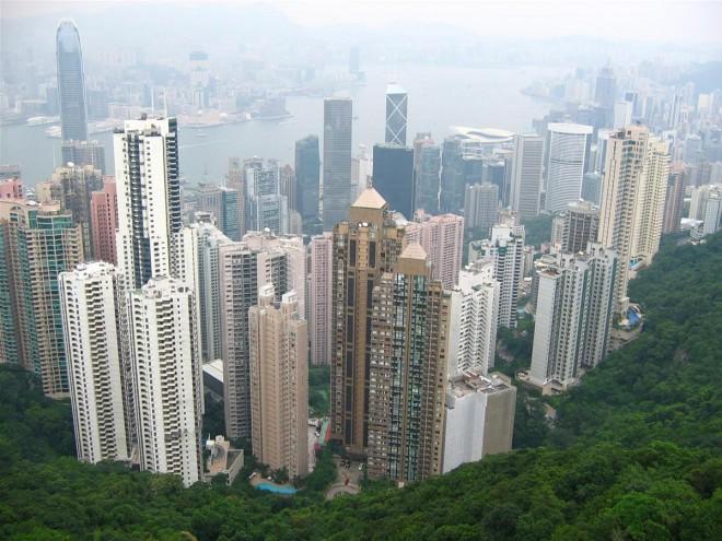 Đỉnh núi Thái Bình Hong Kong