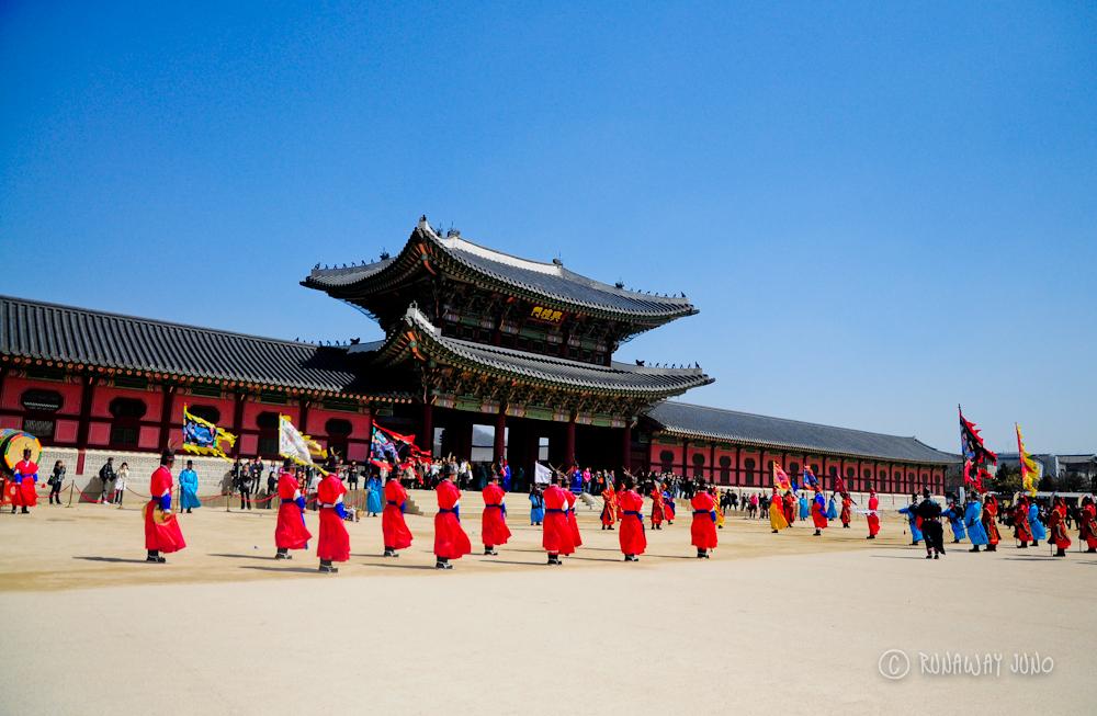 Cung điện Kyeongbok (Cảnh Phúc Cung)