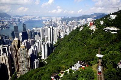 Du lịch Hong Kong - Đỉnh núi Thái Bình