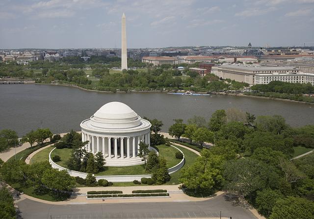 Du lịch Mỹ tết 2017 - Đài tưởng niệm Jefferson
