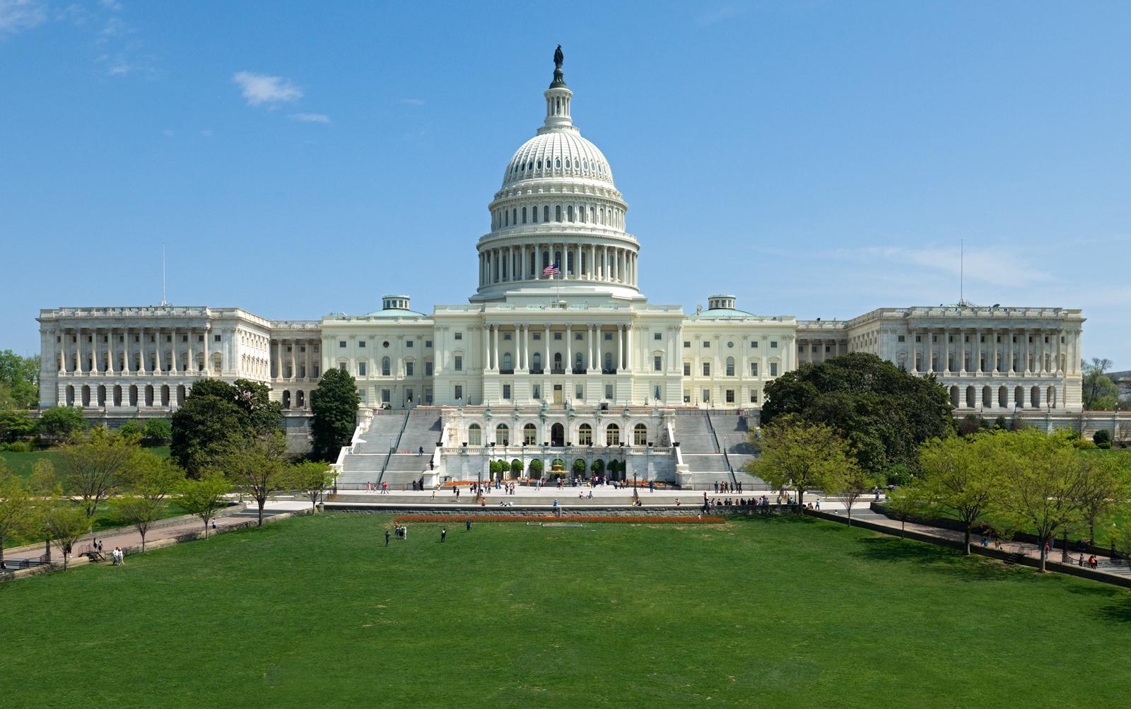 Du lịch Mỹ tết 2017 - Tòa nhà Quốc hội