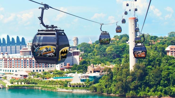du lịch singapore 3 ngày 2 đên - Vietourist