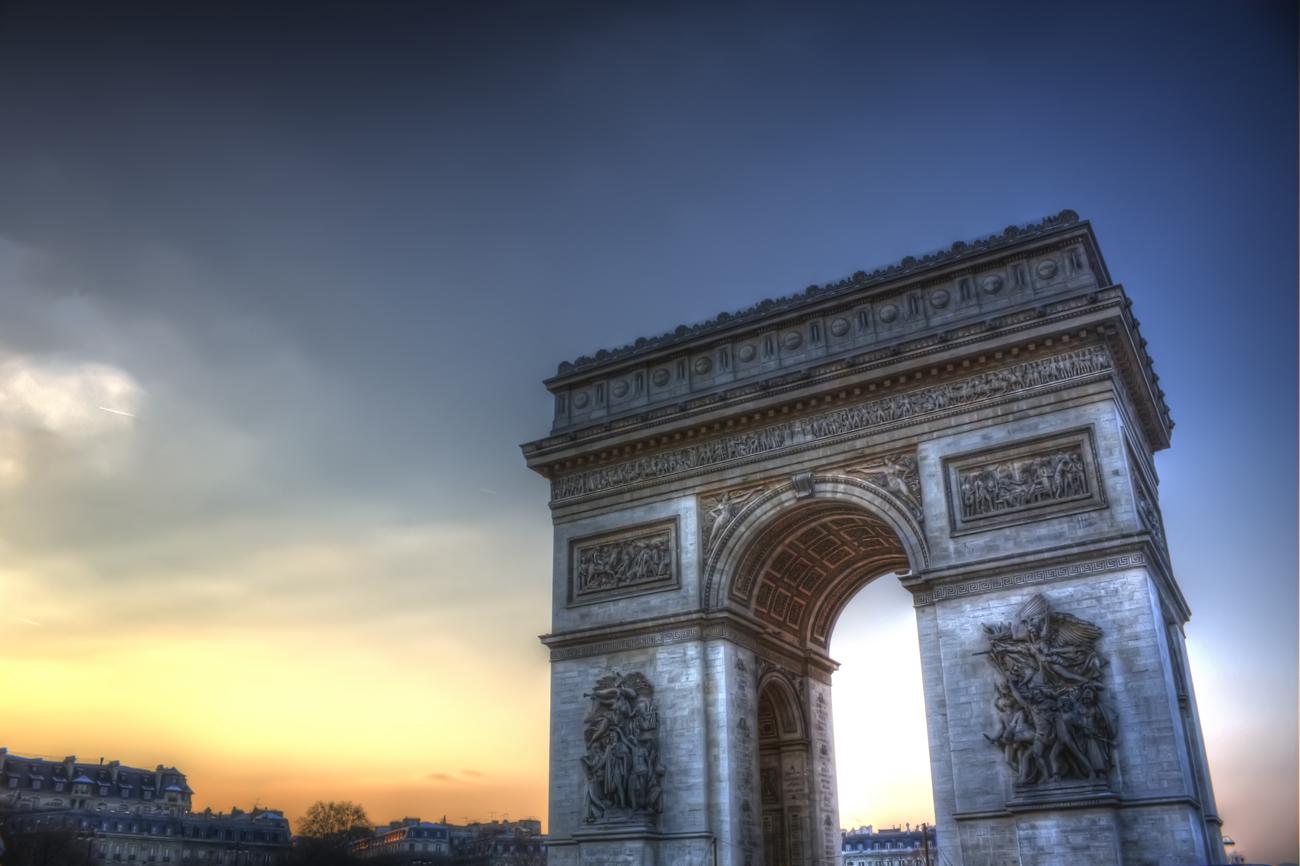 Cổng Khải Hoàn Môn (Arc De Triomphe)