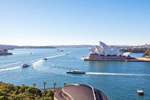 Mùa Thu nước Úc