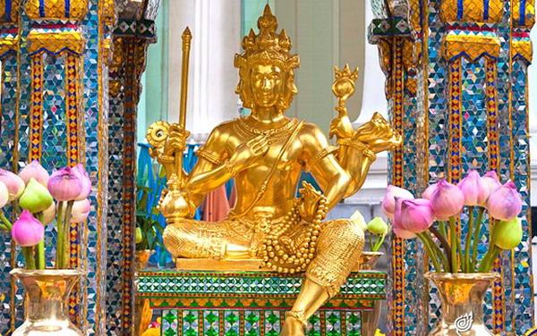Phật bốn mặt Thái Lan