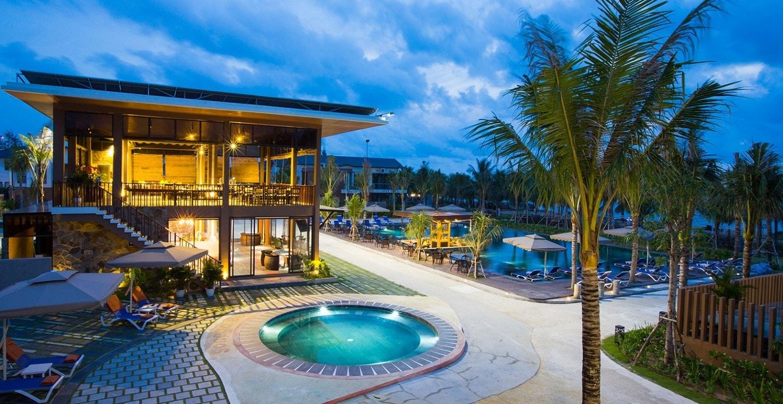 Sonaga Beach Resort Phú Quốc
