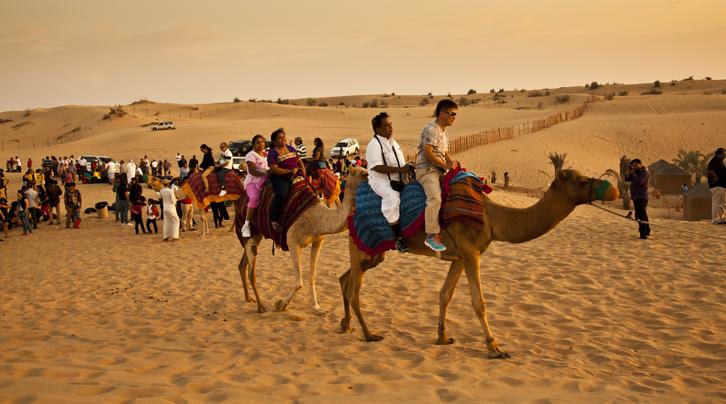 SA MẠC SAFARI - du lịch Dubai