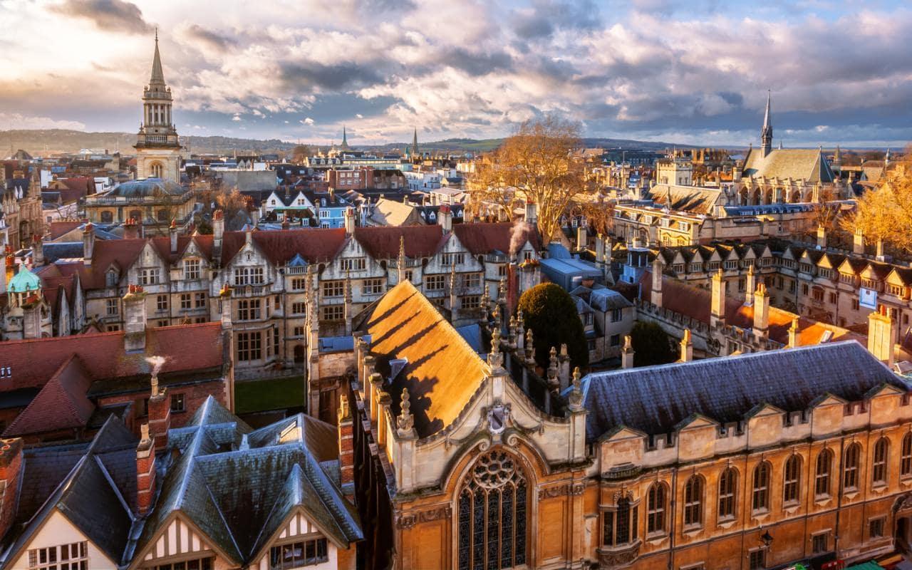 Thành Phố Oxford city