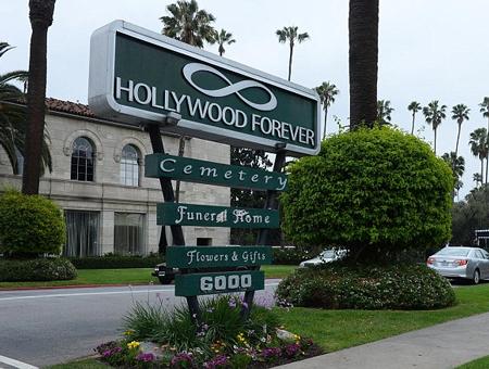 Thành phố Los angeles các địa điểm yêu thích - Nghĩa trang vĩnh hằng Hollywood
