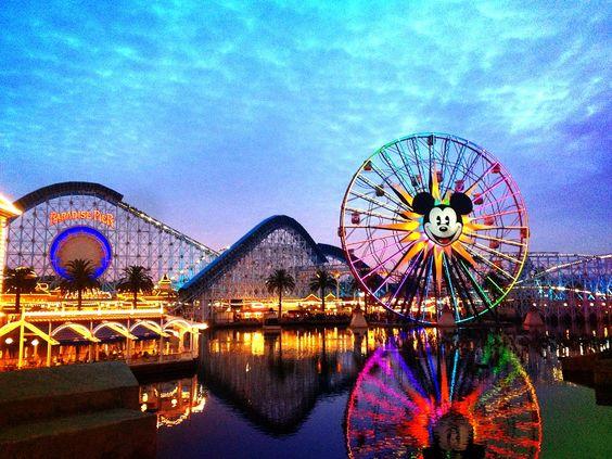 Thành phố Los angeles các địa điểm yêu thích -Walt Disney