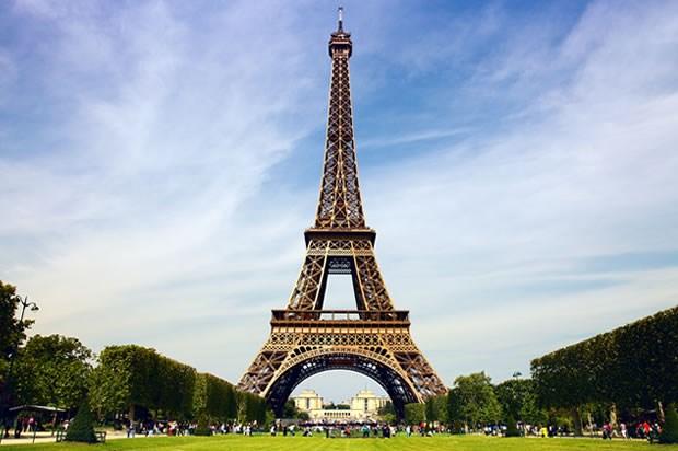 Tháp Eiffel - Du lịch Châu ÂU Vietourist