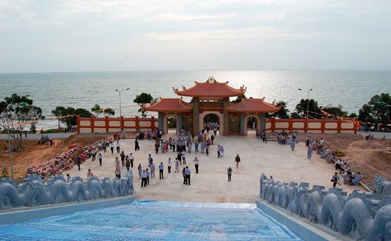 Thiền viện trúc lâm hộ Quốc