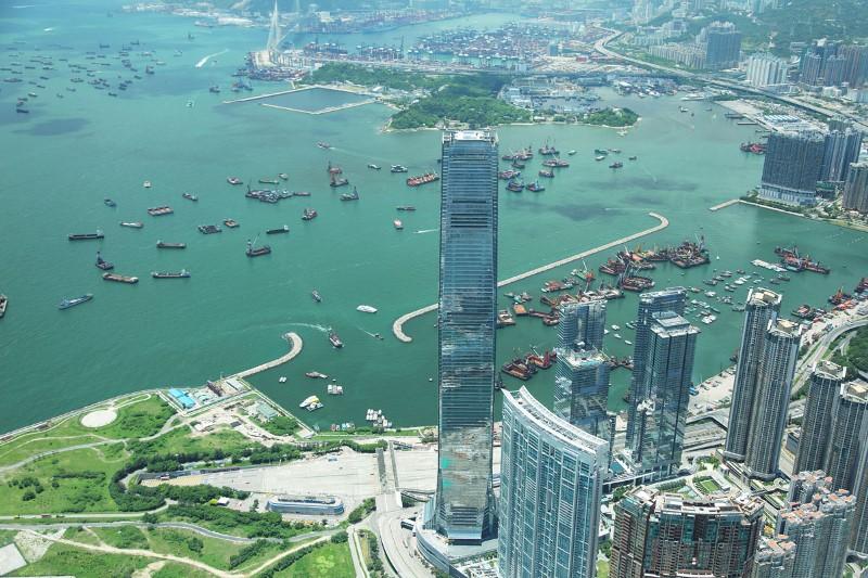 Tòa nhà Sky 100 Hong Kong