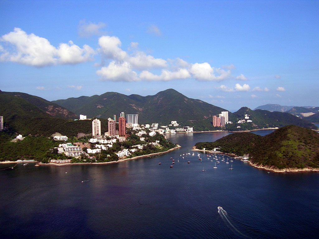 Vịnh nước cạn Hong Kong